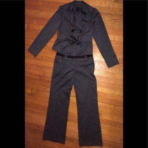 My Michelle Large suit jacket & size 9 pants